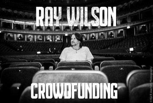 Ray Wilson Crowdfunding
