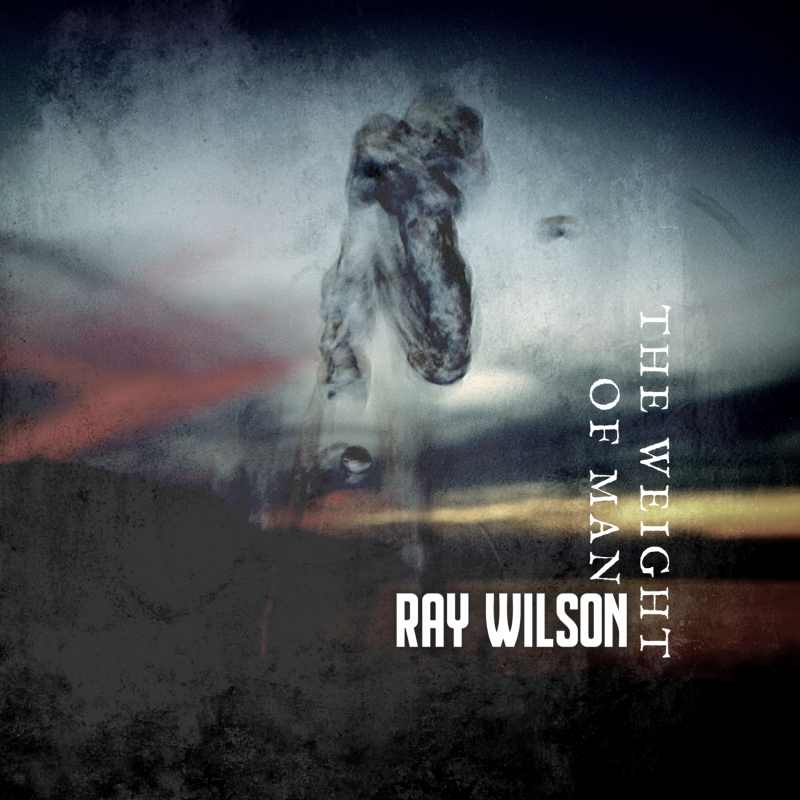 "Ray Wilson - ""The Weight of Man"" Front Cover"